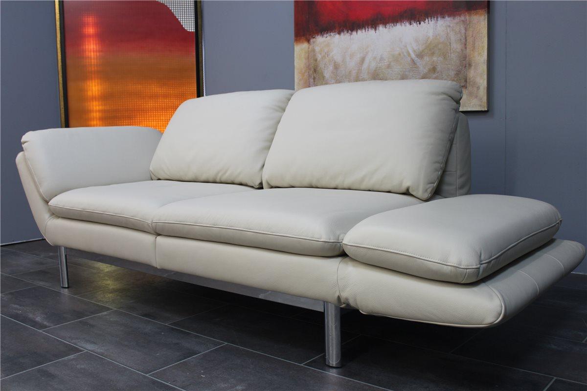 musterring mr 675 sofa mit funktion 020fr leder 140 62. Black Bedroom Furniture Sets. Home Design Ideas
