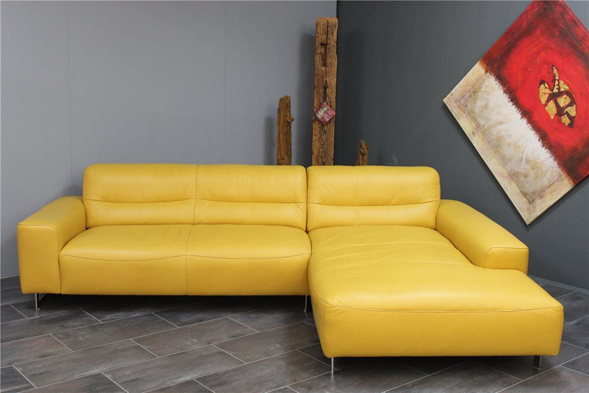 w schillig william 20560 2 er longchair leder longlife z73 70 messest c ebay. Black Bedroom Furniture Sets. Home Design Ideas