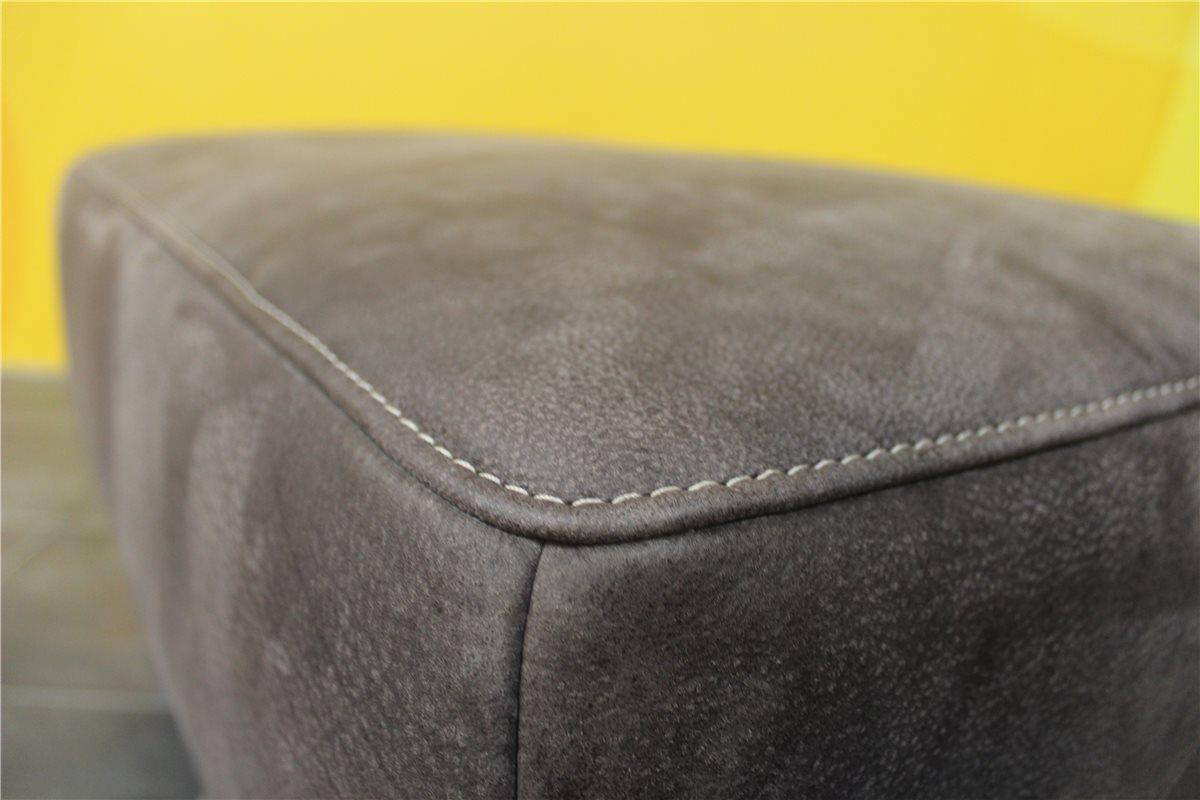 koinor gamma hocker hx leder a goa braun einzelst ck ebay. Black Bedroom Furniture Sets. Home Design Ideas