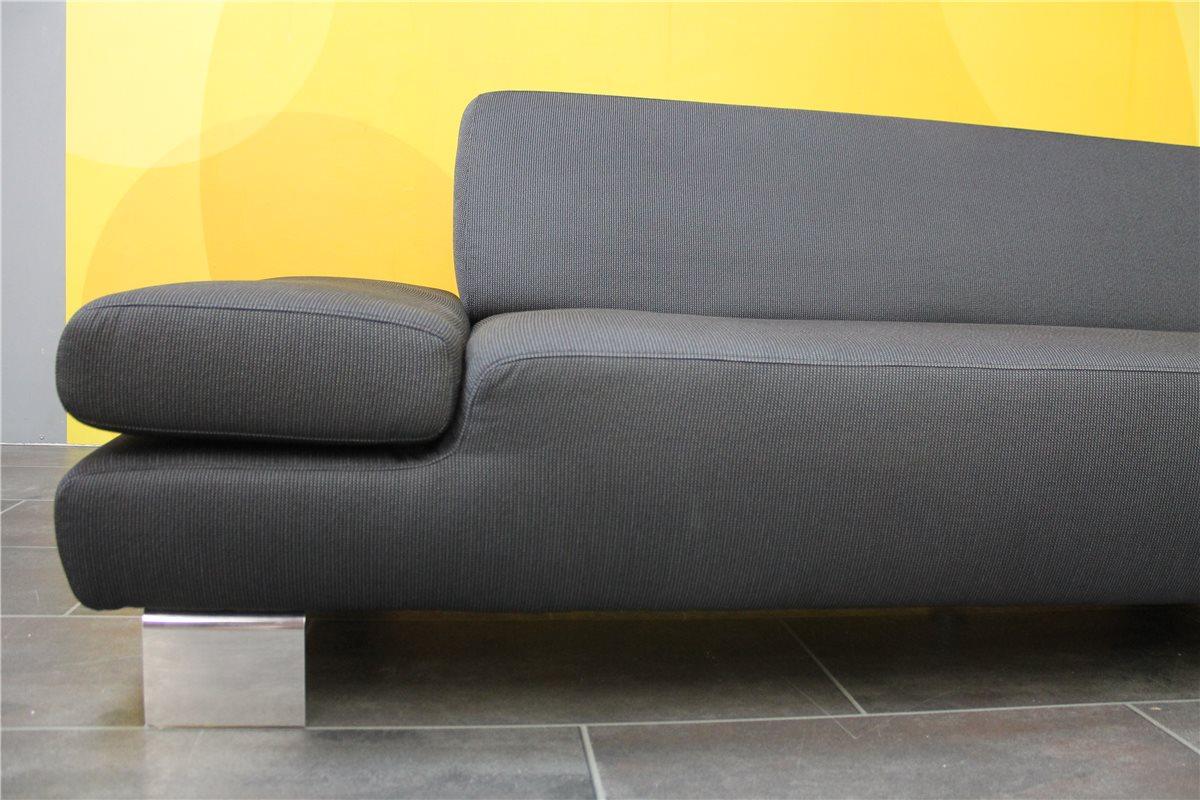 w schillig taboo 22070 kombi 2t stoff q2 schwarz sonderpr sentation ebay. Black Bedroom Furniture Sets. Home Design Ideas
