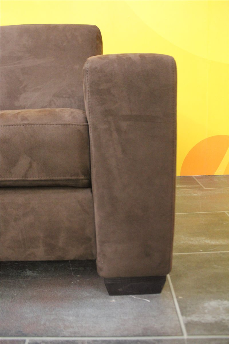 w schillig 19401 joker sofa p mikroleder z64 54 dklbraun messe hollan ebay. Black Bedroom Furniture Sets. Home Design Ideas