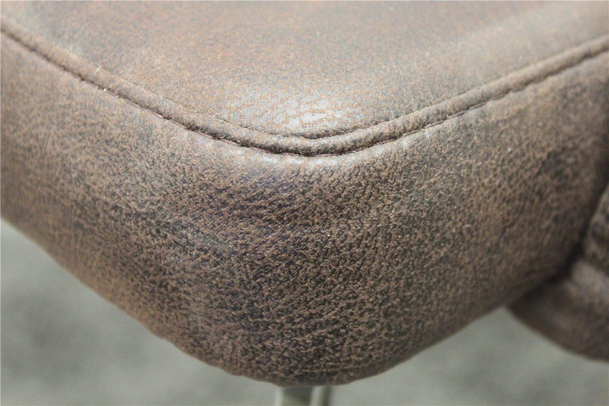woessner muster 3er stuhlset microfaser 271 braun meliert schn ppchen ebay. Black Bedroom Furniture Sets. Home Design Ideas