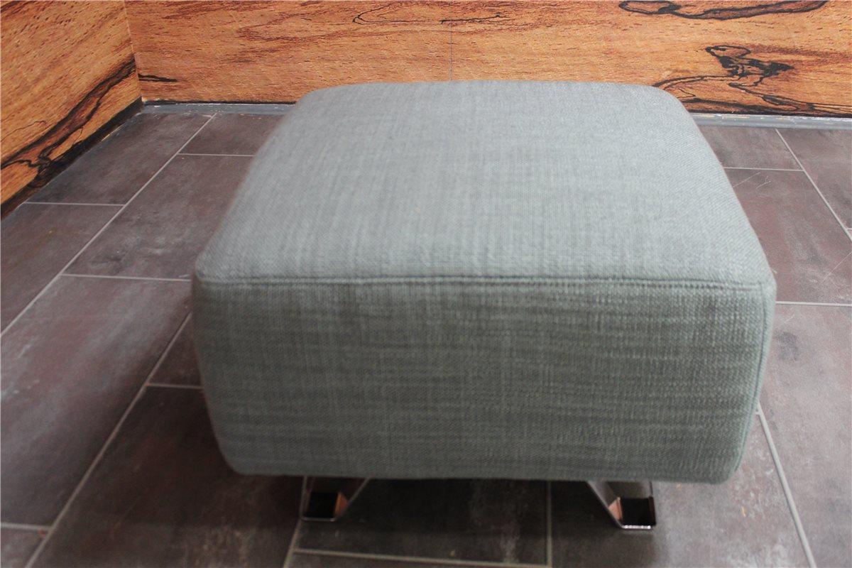 ewald schillig 3415 mr 680 hocker 200 stoff 15613 34 blau. Black Bedroom Furniture Sets. Home Design Ideas