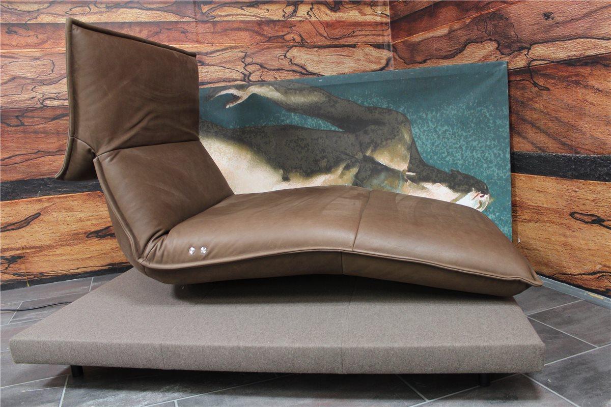 koinor edit liege mit r ckenverstellung elektr leder a omega hausausste ebay. Black Bedroom Furniture Sets. Home Design Ideas